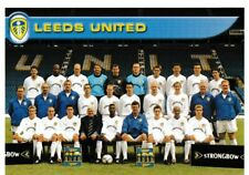Leeds United team sticker #184 - Merlin FA Premier League - 2001