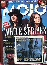 MOJO + free  CD ... No.141 August 2005  :  White Stripes / Chess Records / Iggy
