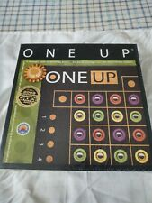 One Up Board Game Strategy Mounting Moves Wooden Free Shipping READ DESCRIPTION