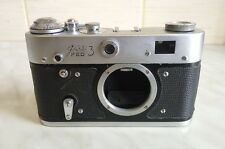 FED 3 type B Russian Leica M39 mount camera BODY only