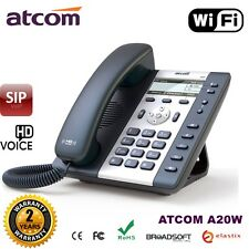 WIFI Entry level business wireless VoIP Phone HD voice office telephone 2 SIP