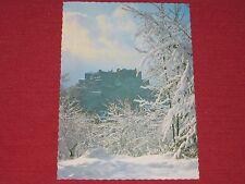 Vintage Festung Hohensalzburg Postcard #S1-88 NOS EXC
