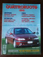 Quattroruote n 461 marzo 1994 - Mercedes C180, BMW 316i Compact, Mazda MX-3