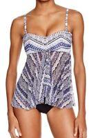 Profile Gottex  Ixtapa Flyaway Tankini & Hipster Brief Size 6 Swimsuit NWT $146