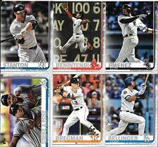 2019 Topps Series 2 Baseball You Pick/Choose Card #'s 501-700