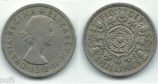 Gran Britain Great Britain Florin 2 Two Shillings1955 KM# 906 ø 28.3 mm