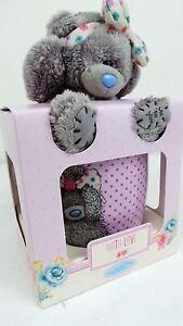 Carte Blanche- Me to You Bear- 'With Love' Gift Mug and Plush Bear- BNIB