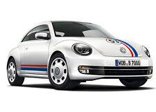 VW Volkswagen Beetle Herbie racing stripes 012 graphics stickers decals