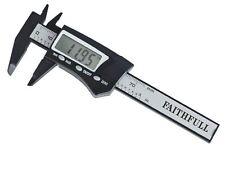Faithfull - Mini Digital Caliper 75mm Capacity