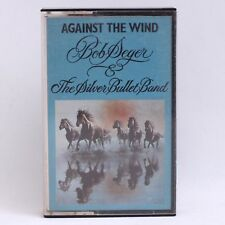 Bob Seger & The Silver Bullet Band - Against The Wind - Cassette Tape