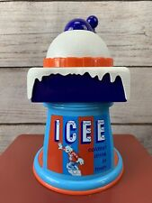 ICEE Manual Crank Ice Shaver Snow Cone Slushy Maker