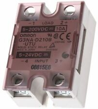 Omron G3na Series Hockey-puck-style Solid State Relay -