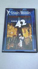 """DVD """"CALLE 42"""" LLOYD BACON DICK POWELL RUBY KEELER COMO NUEVA"""