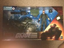Target Exclusive Hasbro G.i. Joe Classified Alvin ?Breaker? Kibbey  W/ RAM Cycle
