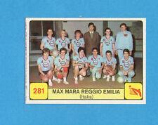 CAMPIONI dello SPORT 1968-69-Figurina n.281- MAX MARA SQUADRA -PALLAVOLO-NEW