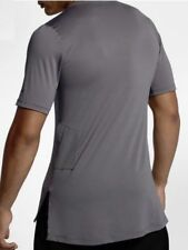 Nike sz S Men's Utility Short Sleeve Dry Fitted Training Shirt New Aa1591 036
