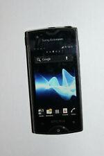 Sony Ericsson Xperia Ray ST18i Schwarz (Ohne Simlock) Smartphone teildefekt