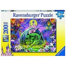 Ravensburger Castle Protector Jigsaw Puzzle (200 Piece) NEW
