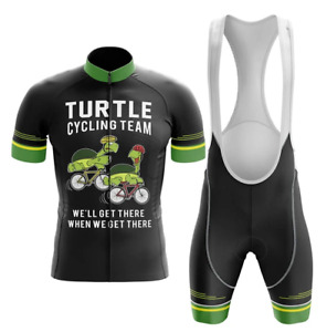 Turtle Cycling Team Novelty Cycling Kit