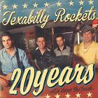 TEXABILLY ROCKETS 20 Years Rollin' Down The Track CD - Wild ROCKABILLY New