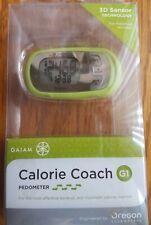 Nip Gaiam Calorie Coach Pedometer Brand New