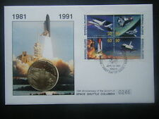 Space First Day Covers
