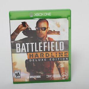 Battlefield Hardline Deluxe Edition Microsoft Xbox One 2015