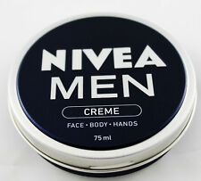 Nivea Men Creme Cream For Face body hands 75ml Moisturizer BUY 1 GET 1 20% OFF