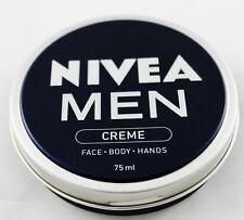 Nivea Hommes Crème Crème pour Visage Corps Mains 75ml Hydratant Buy 1 Get 1