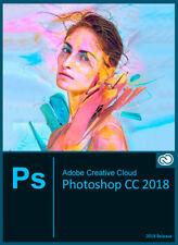 Adobe Photoshop CC 2018 v19.0 - Originale