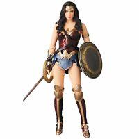Medicom Justice League Wonder Woman Maf Ex Action Figure