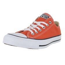 Converse All Star Low Top 151183F My Van Is On Fire White Black Mens US size 7