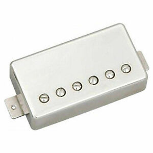 Seymour Duncan SH-1b '59 Model 4-Conductor Guitar Pickup - Nickel cover Bridge