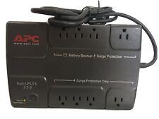 New ListingApc Ups Es 350 (Be350R) - Battery Backup plus surge protection - No battery