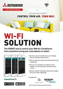 MH-AC-WIFI-1 - MHI WiFi Module for Wall Splits - INCLUDES FREE DELIVERY