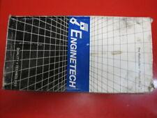 "NOS set Enginetech piston rings R38736 STD 1963-89 Chevy 292ci L6 3.875"" 4.8L"
