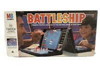 Battleships Exciting Strategy Naval Action Game Vintage 1989 MB Games Complete