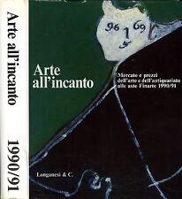 Arte All'Incanto. MERCATO E PREZZI DELL'ARTE E DELL'ANTIQUARIATO ALLE ASTE FINAR