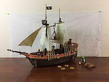 PLAYMOBIL grande nave pirata con figure