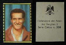 "***FIGURINA SERIE CALCIO NANNINA 1948/49""*** VARGLIEN II PALERMO N. 338 !!!"