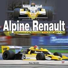Alpine and Renault: The Development of the Revolutionary Turbo F1 Car, eb#till