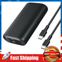 Protable Power Bank Charger 10000mAh USB C 18W PD & Quick Charge For Phone