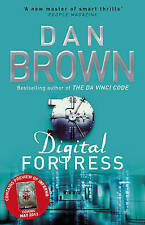 Digital Fortress by Dan Brown - New Paperback Book