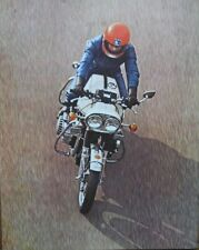 MOTO MAMMUT MUNCH SPECIAL COPERTINA ENCICLOPEDIA MILLERUOTE 1973