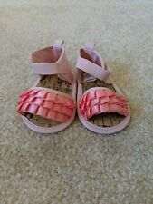Baby Girl Sandals Shoes Dressy Pink HB 6-12 Months