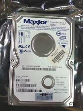 Maxtor HP 287685-001 294934-005 DiamondMax Plus 9 80GB 7200 RPM IDE Hard Drive