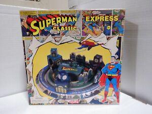 Schylling Superman Express Classic w/ Original Box 011321MGL5