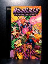 COMICS: Image: WildC.A.T.S Compendium tradepaperback (1993, 1st Print) - RARE