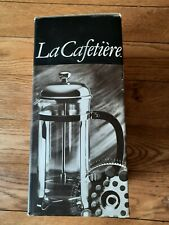 La Cafetiere Cafe Royale French Press Coffee Cafe