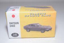 ~ ATLAS ALTAYA IXO DATSUN 240Z 240 Z CLASSIC SPORTS CARS RED MINT BOXED SEALED